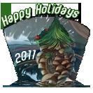 Happy Holidays'11 Award