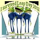 Leap Year Award 2012
