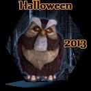 Halloween 2013 Award