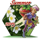 Summer 2013 Award