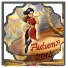 Autumn 2014 Award