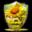 Summer 2015 Award