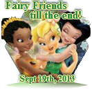 Fairy Friends To The End Award