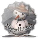Happy Holidays'13 Award
