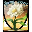 Spring 2015 Award