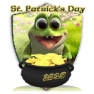 St. Partrick's Day Award 2015
